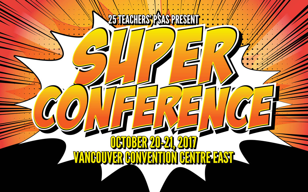 CUEBC Sessions at PSA Superconference