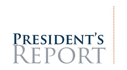 2017 President's Report