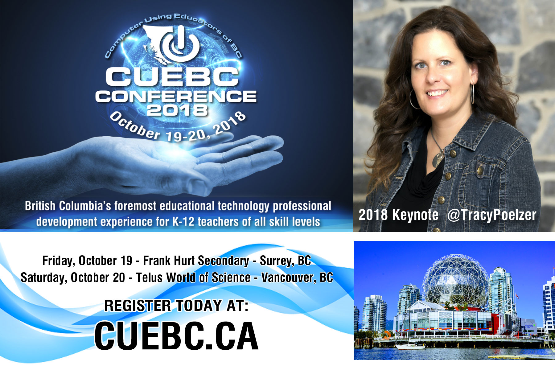 Call for CUEBC PSA 2018 Presenters