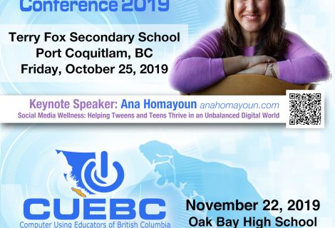 CUEBC PSA 2019 – Call for Presenters!