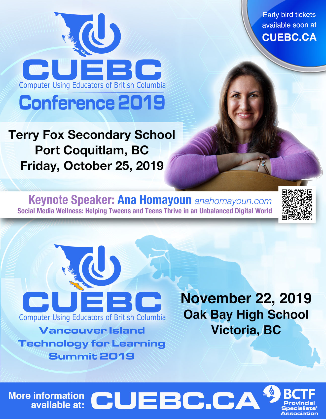 CUEBC PSA 2019 – Call for Presenters!