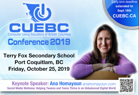 CUEBC 2019 Workshops