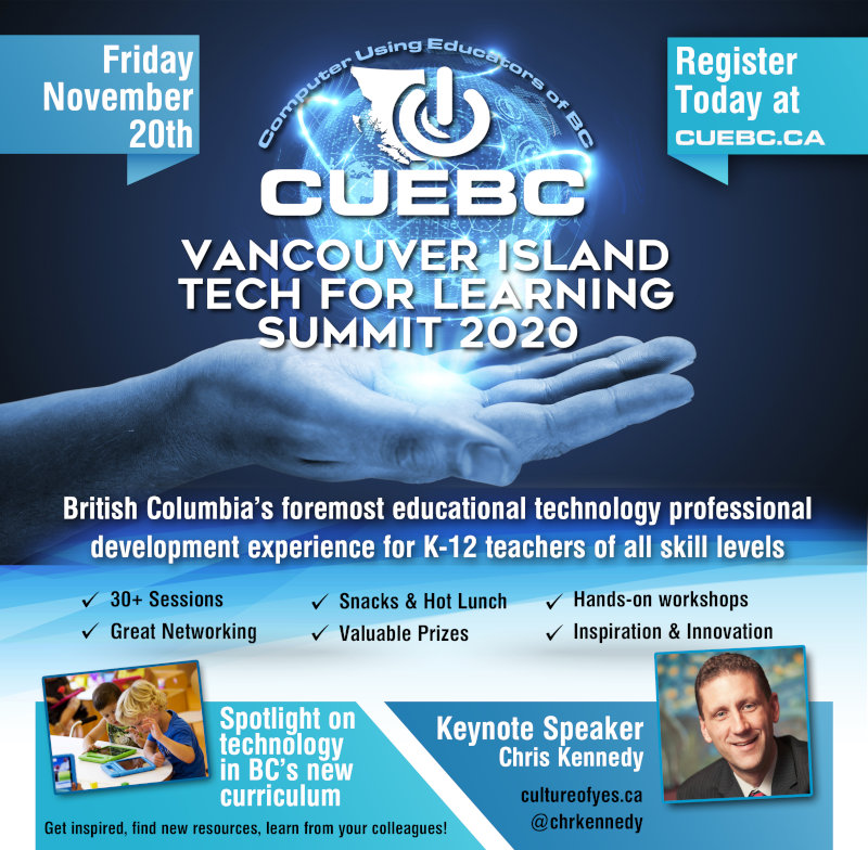 Vancouver Island Technology for Learning 2020