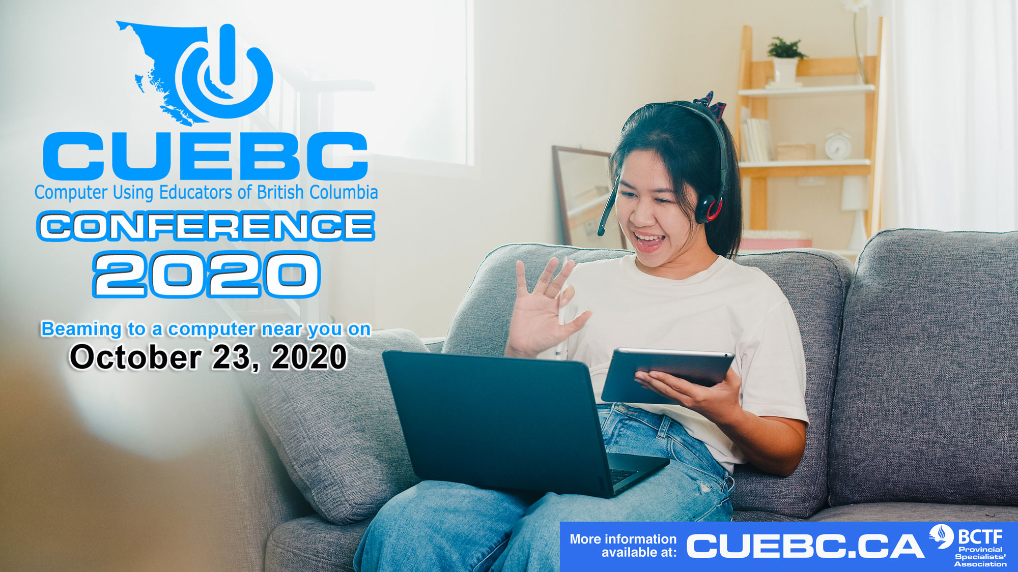 CUEBC 2020 Virtual Conference – Save the Date