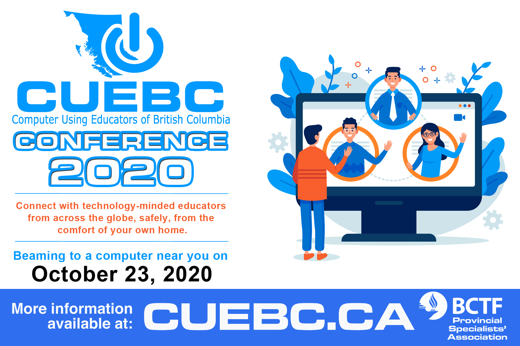 CUEBC 2020 Workshop Schedule