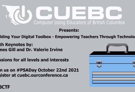 CUEBC2021 – Register NOW!